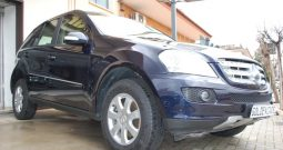 Mercedes-Benz ML 320 3.0 CDI 224CV Sport Navi Automatic Km-173574
