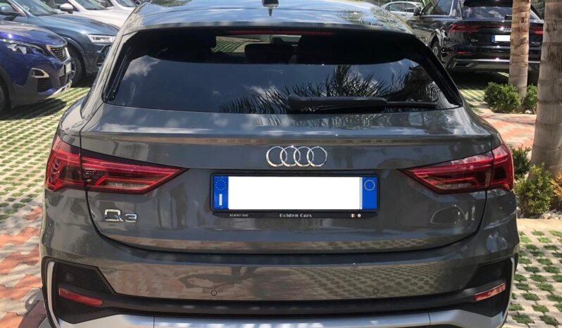 Audi Q3 SPB 35 2.0 TDI 150CV S tronic S line Uff Italia pieno